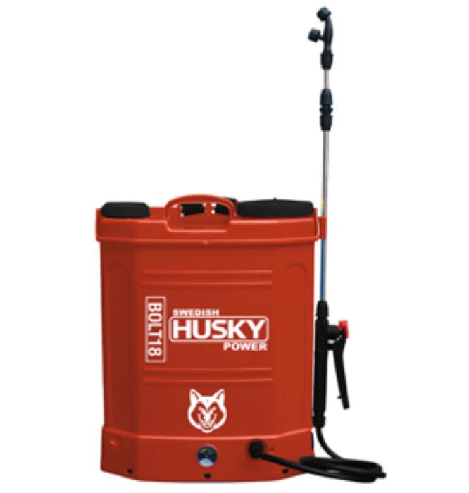 Aspersora electrica Husky BOLT18