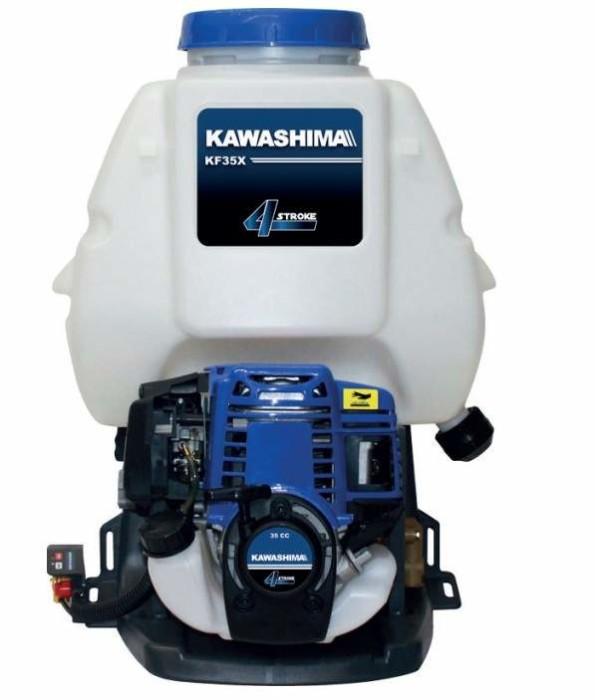 Aspersora motorizada Kawashima KF35X