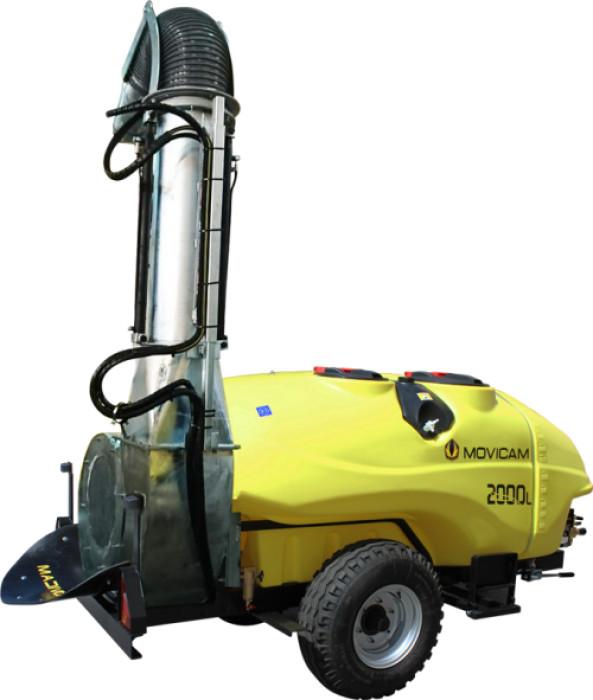 Aspersora tractor Movicam CM2000PRO