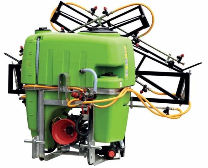 Aspersora tractor Parazzini PXI10-600K