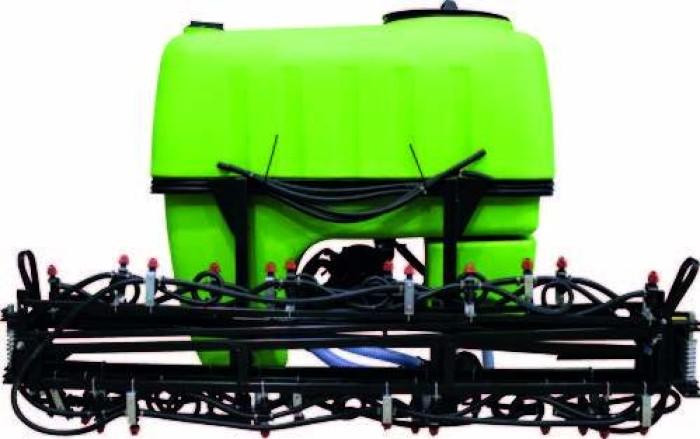 Aspersora tractor Parazzini PXI10S-600