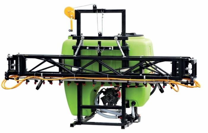 Aspersora tractor Parazzini PXI12-800K