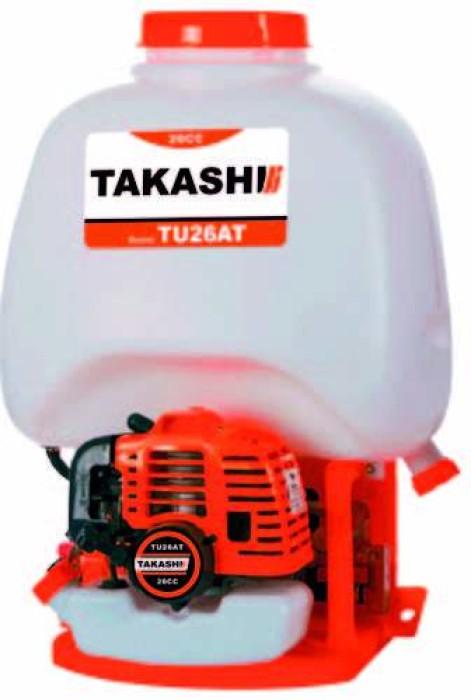 Aspersora motorizada Takashi AT26EC