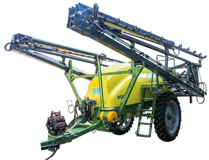 Aspersora tractor Swissmex 815001