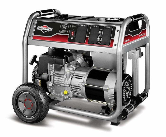 Generador portatil Briggs stratton 307007