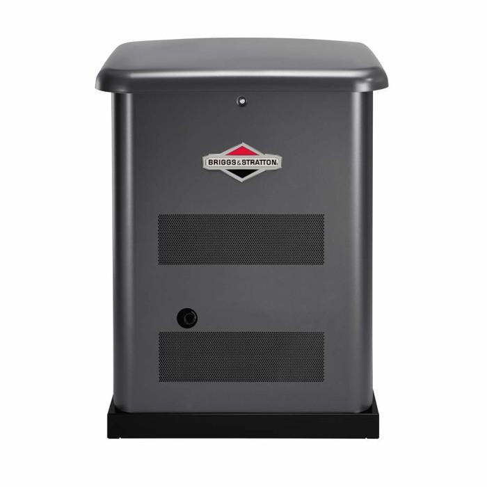 Generador estacionario Briggs stratton 40517