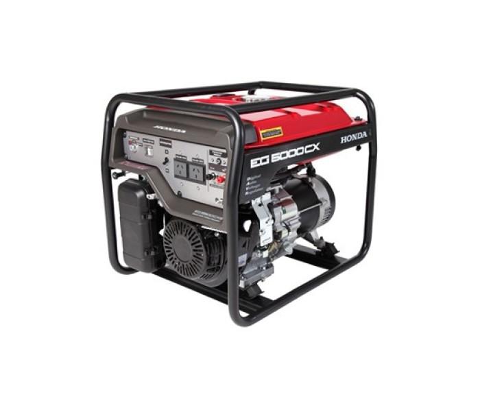 Generador portatil Honda EG5000CX