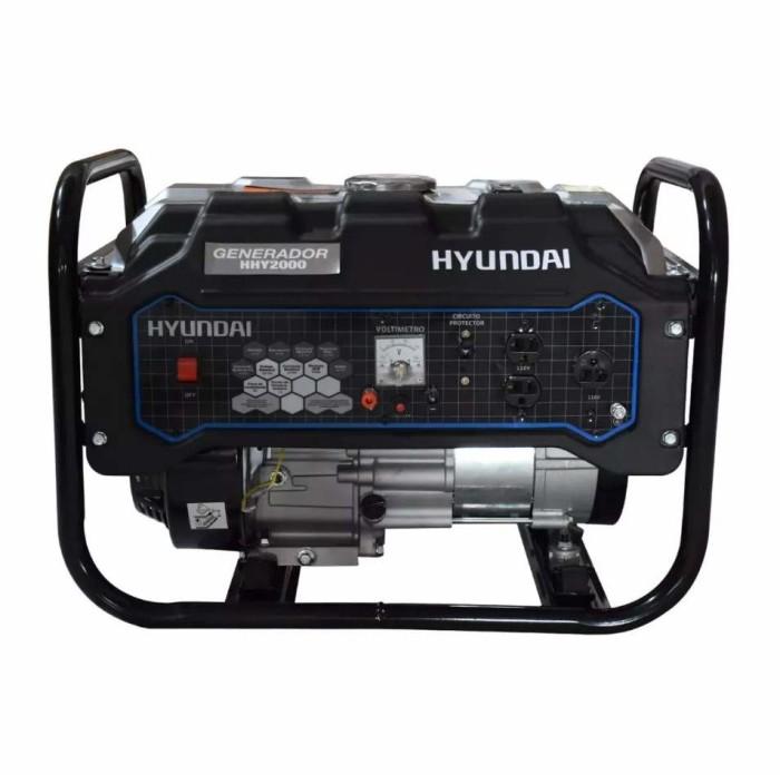 Generador portatil Hyundai HHY2200