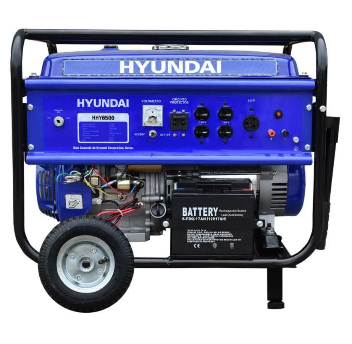 Generador portatil Hyundai HHY6500