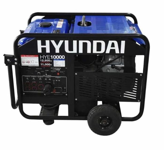 Generador portatil Hyundai HYE10000