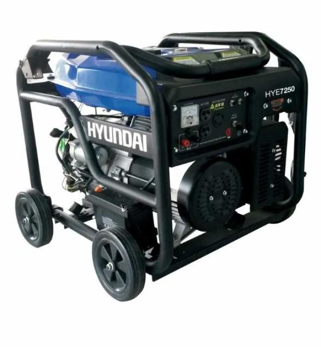 Generador portatil Hyundai HYE7250