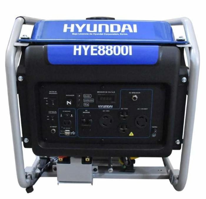 Generador inversor Hyundai HYE8800I