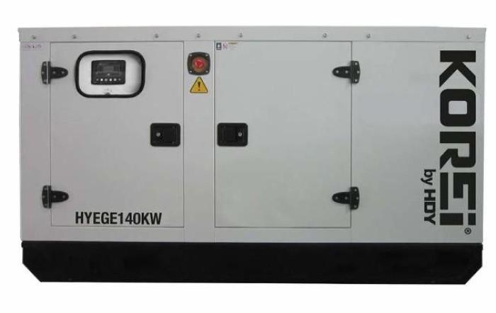 Generador Hyundai HYEGE140KW