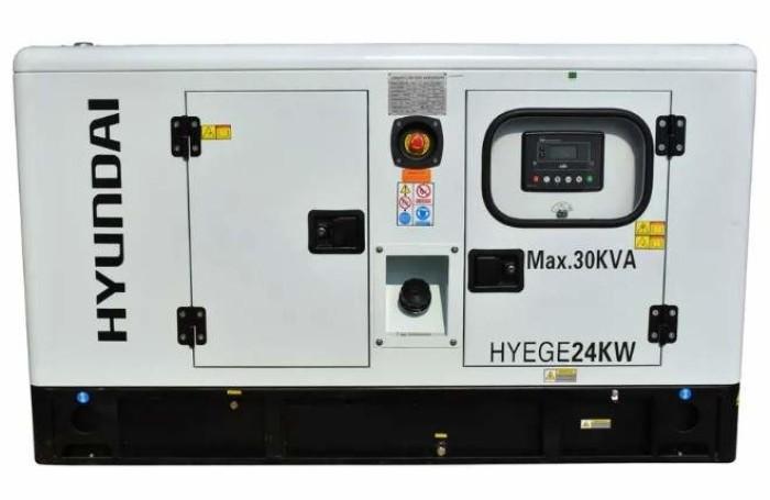 Generador estacionario Hyundai HYEGE24KW