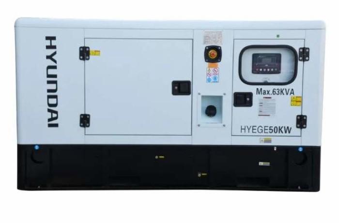 Generador estacionario Hyundai HYEGE50KW