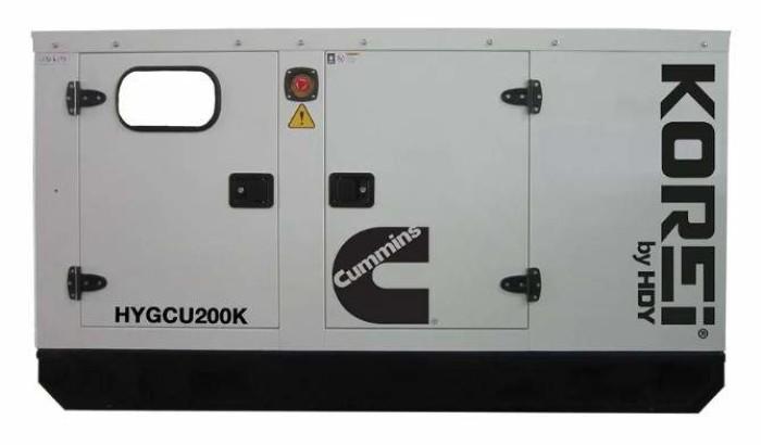 Generador estacionario Hyundai HYGCU200K