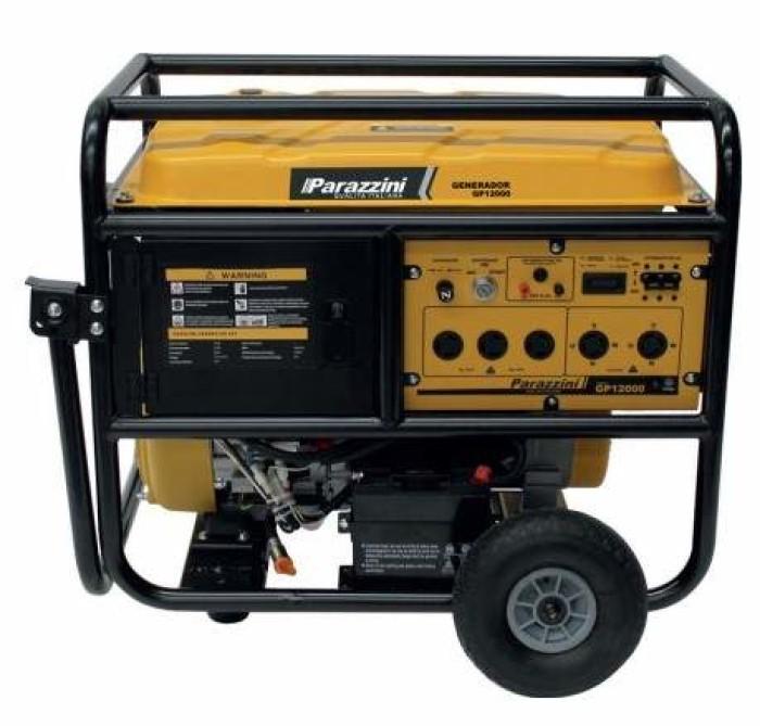 Generador portatil Parazzini GP12000
