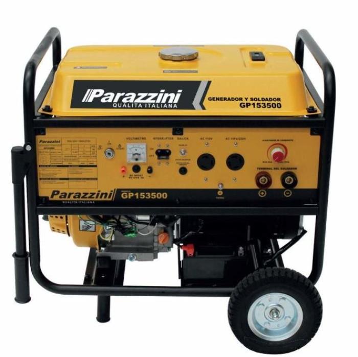 Generador portatil Parazzini GP153500