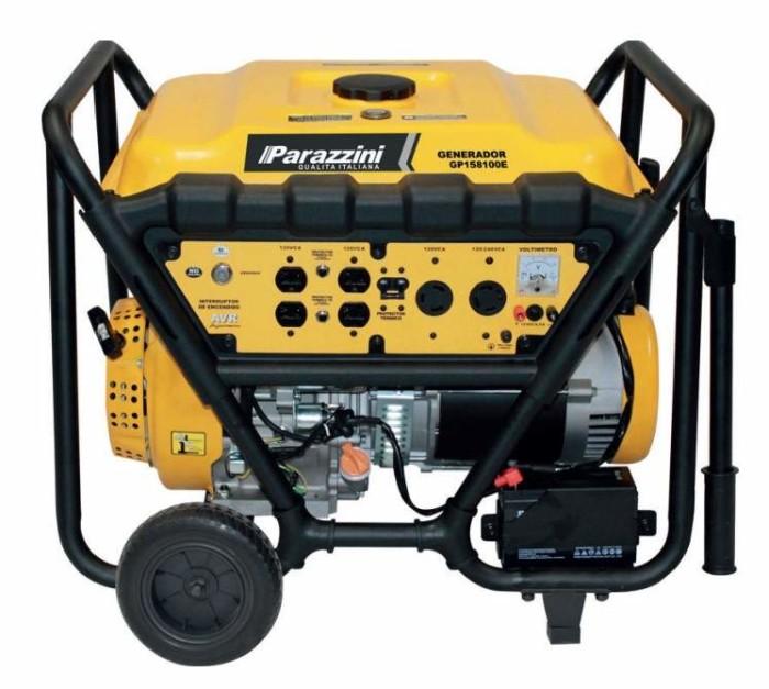 Generador portatil Parazzini GP158100E