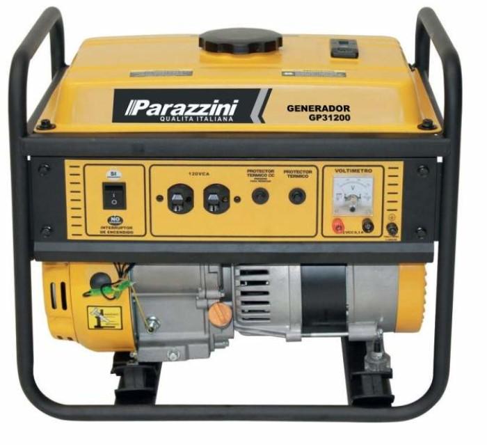 Generador portatil Parazzini GP31200