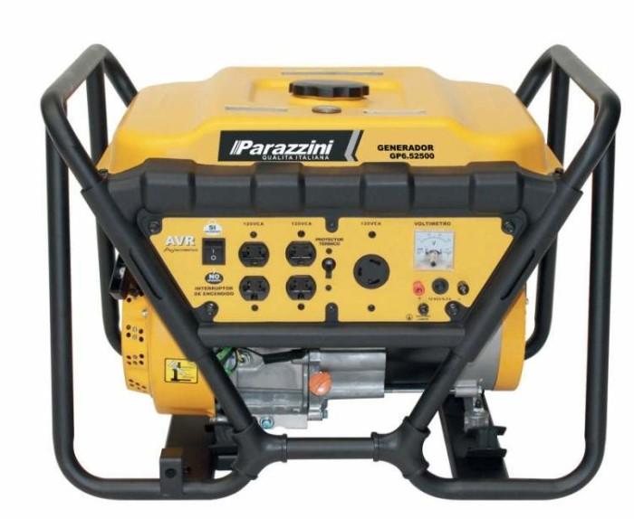 Generador portatil Parazzini GP652500