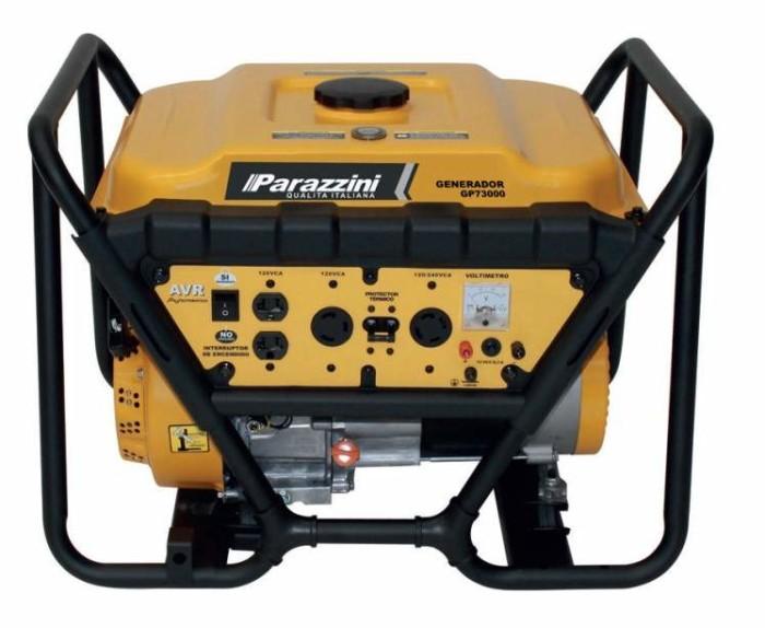 Generador portatil Parazzini GP73000