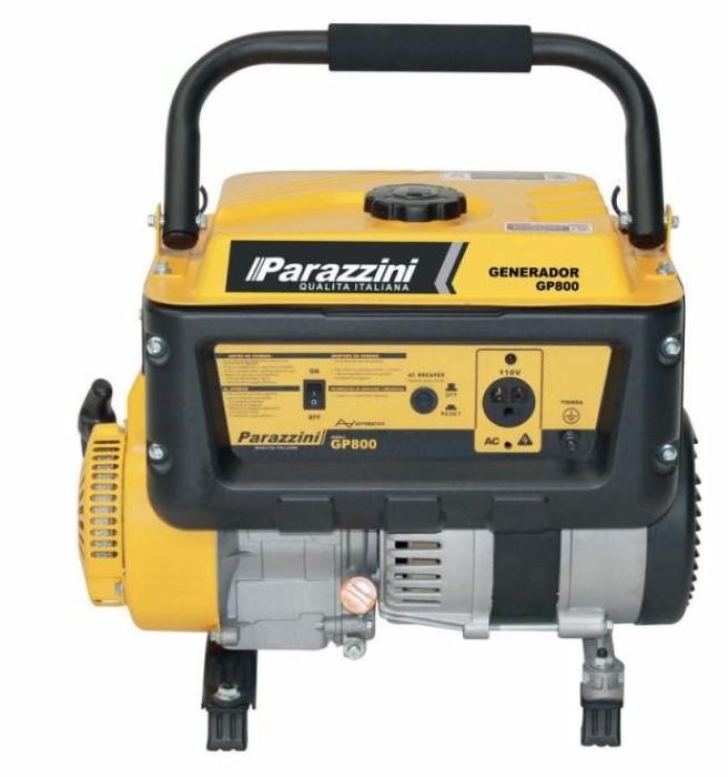 Generador portatil Parazzini GP800