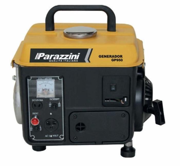 Generador portatil Parazzini GP950