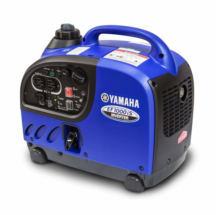 Generador inversor Yamaha EF1000iS-1