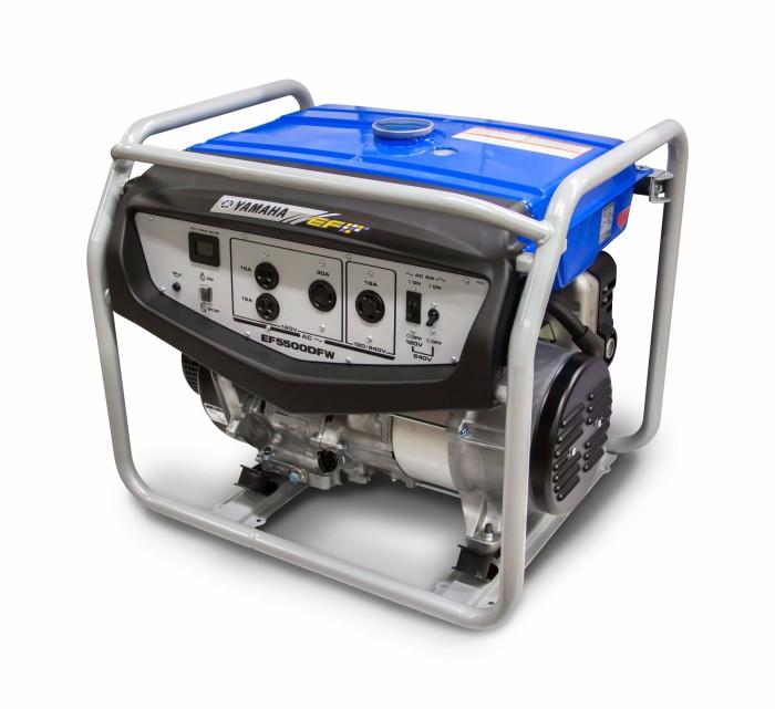 Generador portatil Yamaha EF5500DFW-1