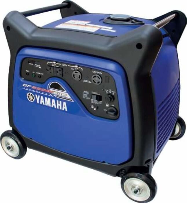 Generador inversor Yamaha EF6300iSDE-1