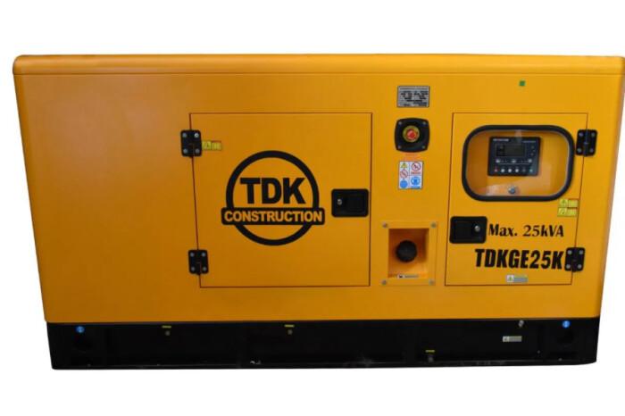 Generador estacionario Hyundai TDKGE25K