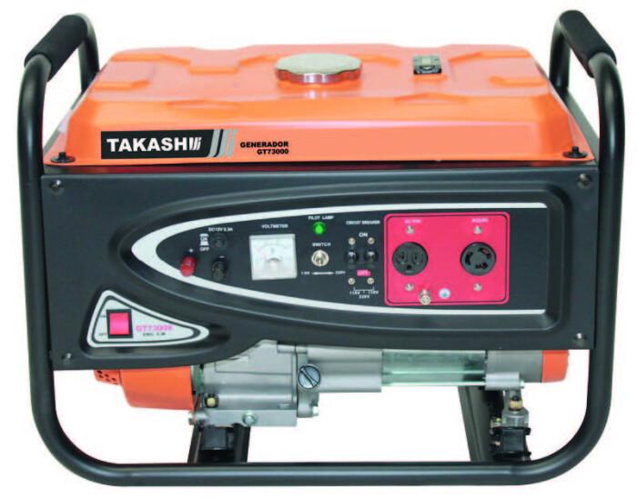 Generador portátil Takashi GT73000