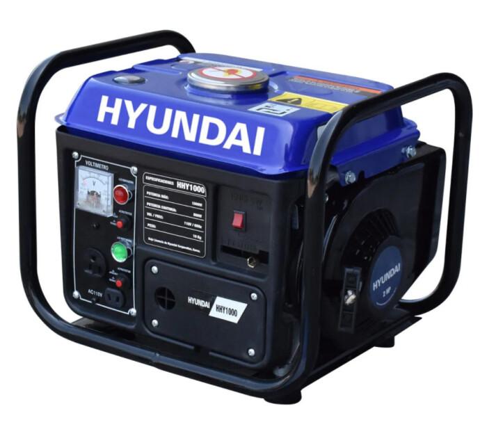 Generador portatil Hyundai HHY1000