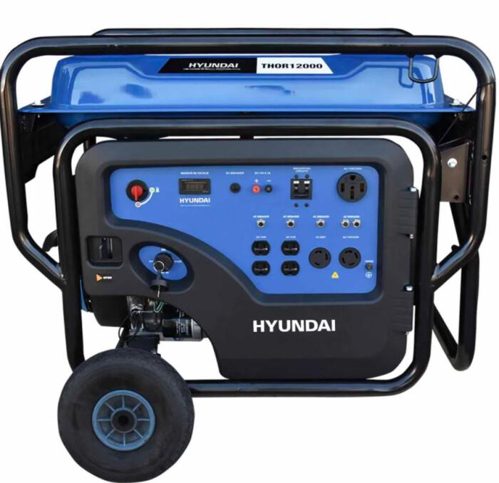 Generador portatil Hyundai THOR12000