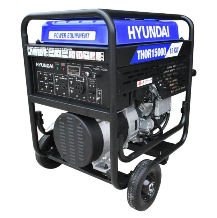 Generador portatil Hyundai THOR15000