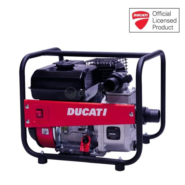 Motobomba para agua limpia Ducati DCW3550