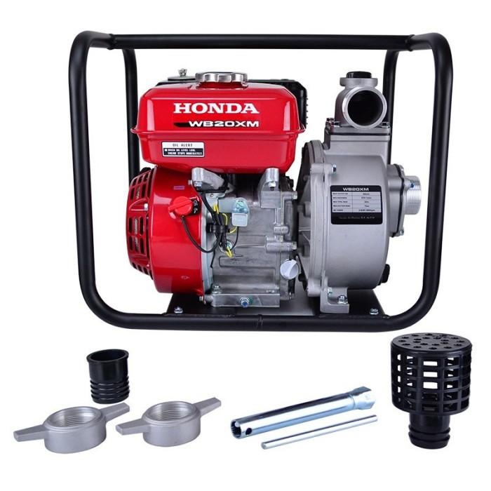 Motobomba para agua limpia Honda WB20XM-MFX
