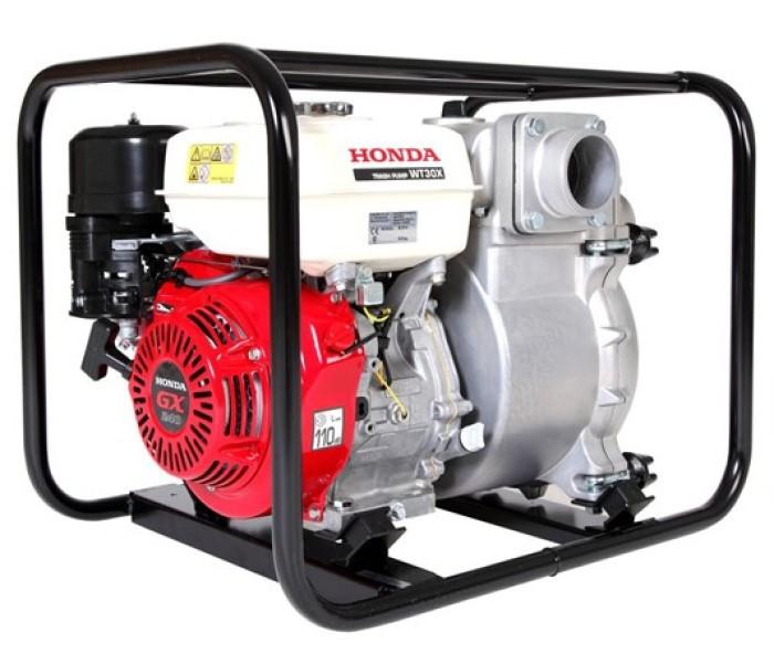 Motobomba para lodos Honda WT30XK4-D
