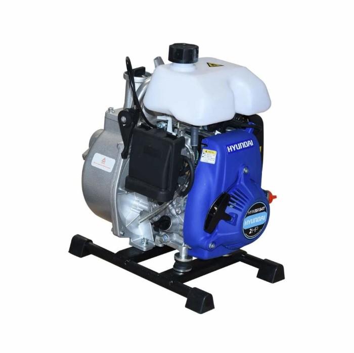 Motobomba para agua limpia Hyundai HYW35154T