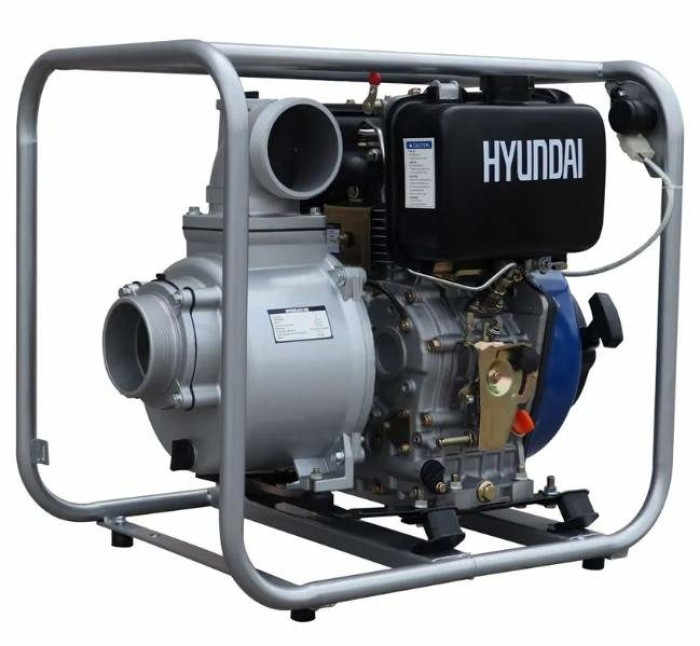 Motobomba para agua limpia Hyundai HYWD4010E