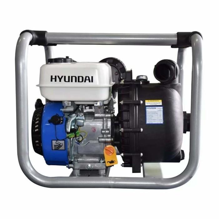 Motobomba para quimicos Hyundai HYWQ2070