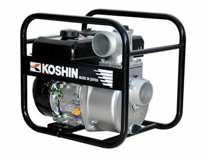 Motobomba para agua limpia Koshin SEV-80X