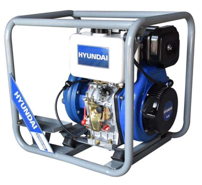 Motobomba centrifuga Hyundai HYWD3010EF