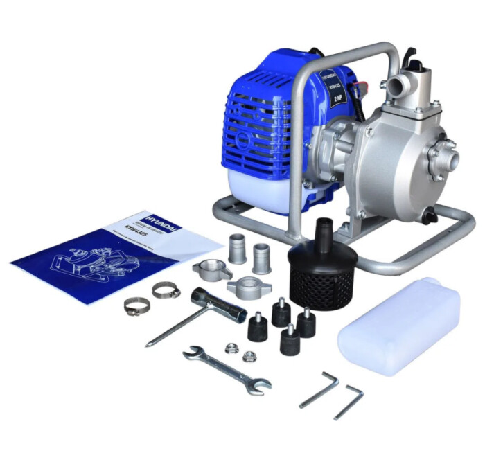 Motobomba para agua limpia Hyundai HYW4325