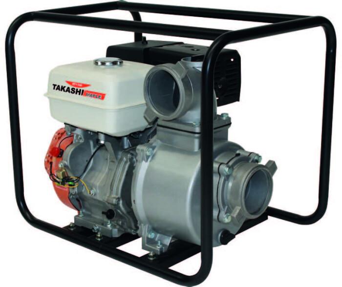Motobomba para agua limpia Takashi BT1340
