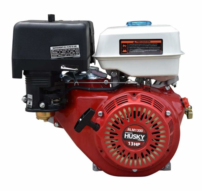 motor multiuso Husky RLM1300