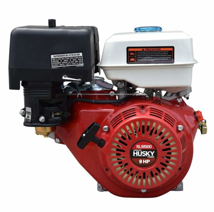 motor multiuso Husky RLM900