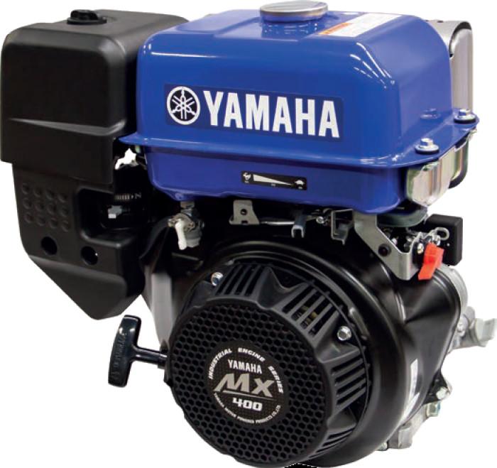 motor multiuso Yamaha MX400-1