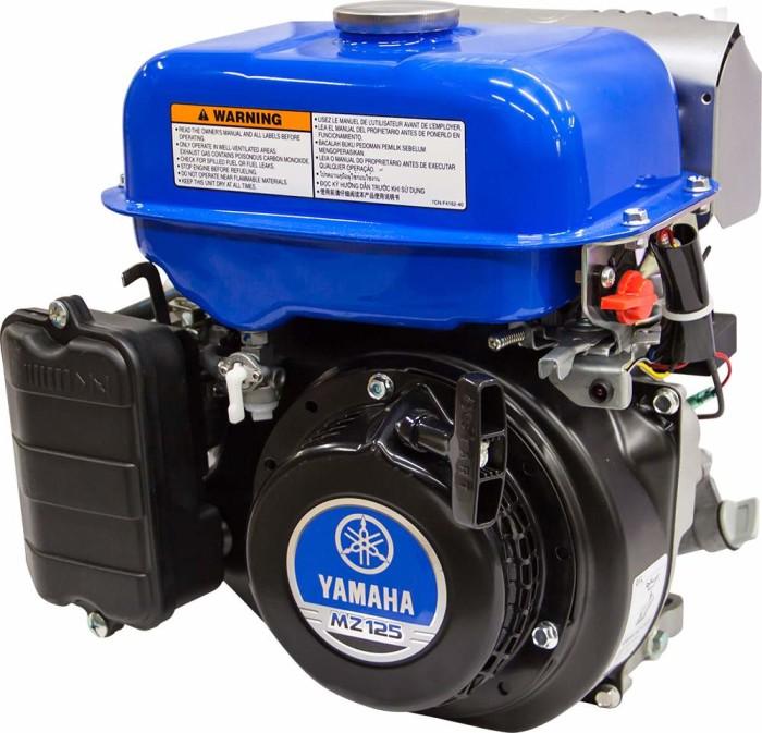 motor multiuso Yamaha MZ125-1